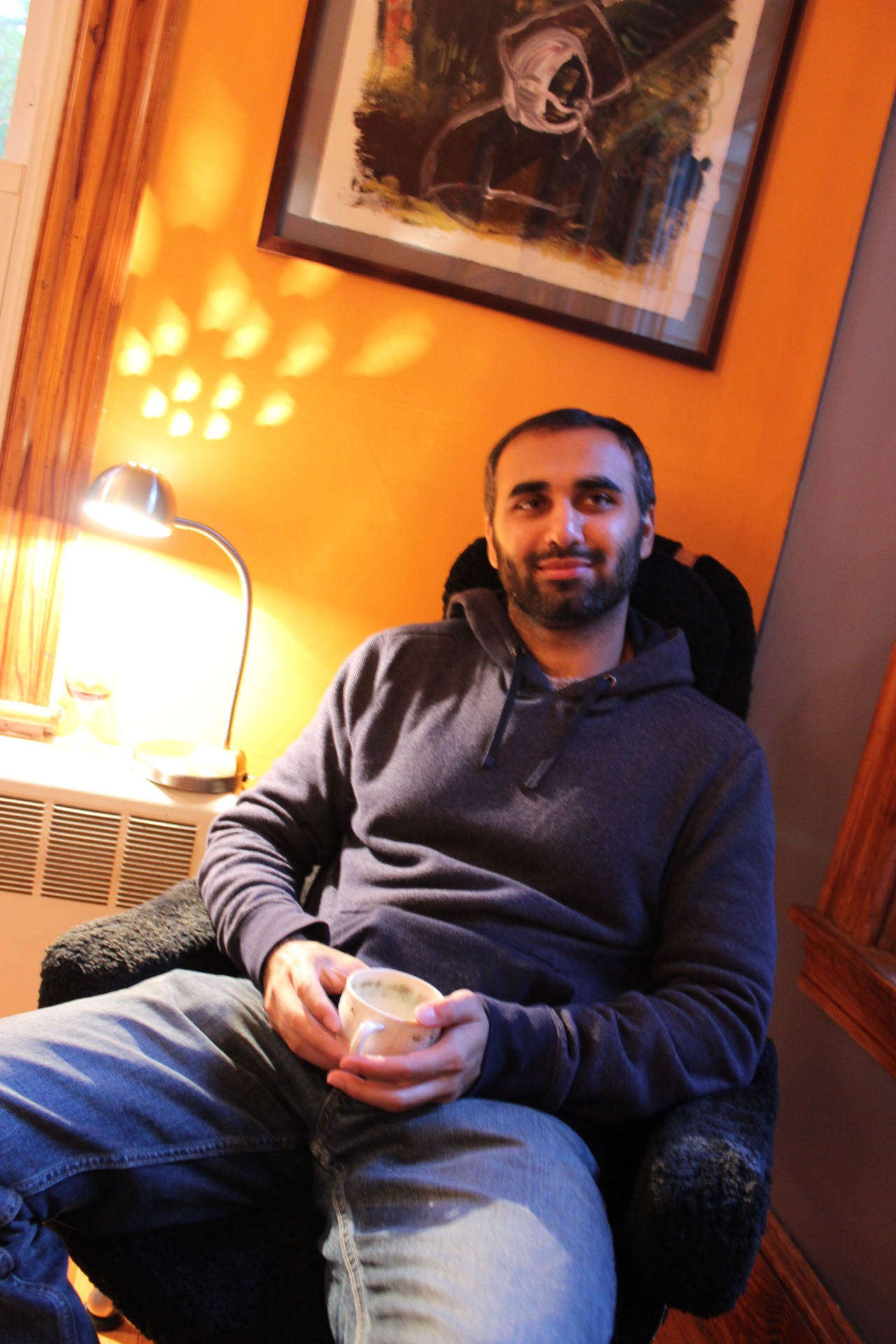Interview - Hafeez Lakhani, Memoirist, Essayist and Fiction Writer