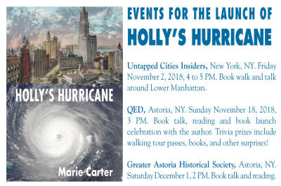Events for Holly's Hurricane